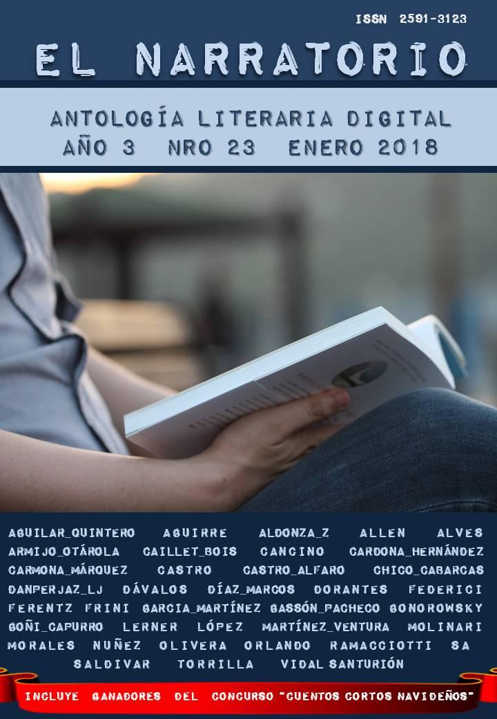 EL NARRATORIO - ANTOLOGÍA LITERARIA DIGITAL N° 23
