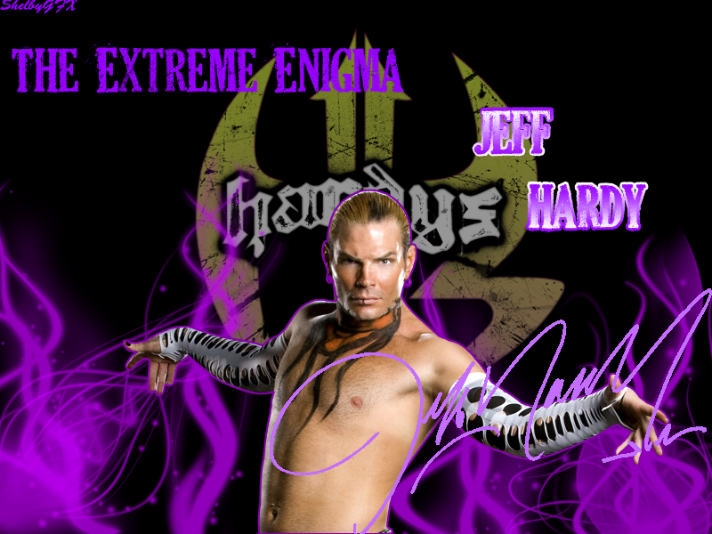 Wwe Jeff Hardy Wallpapers