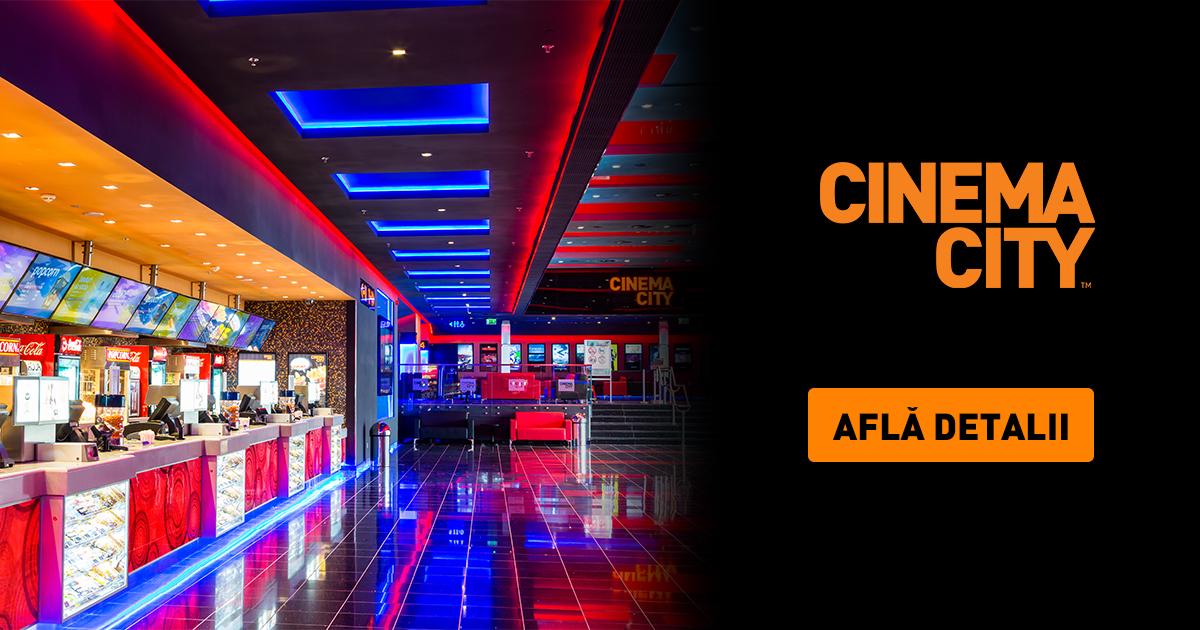 Cinema City Piatra Neamţ