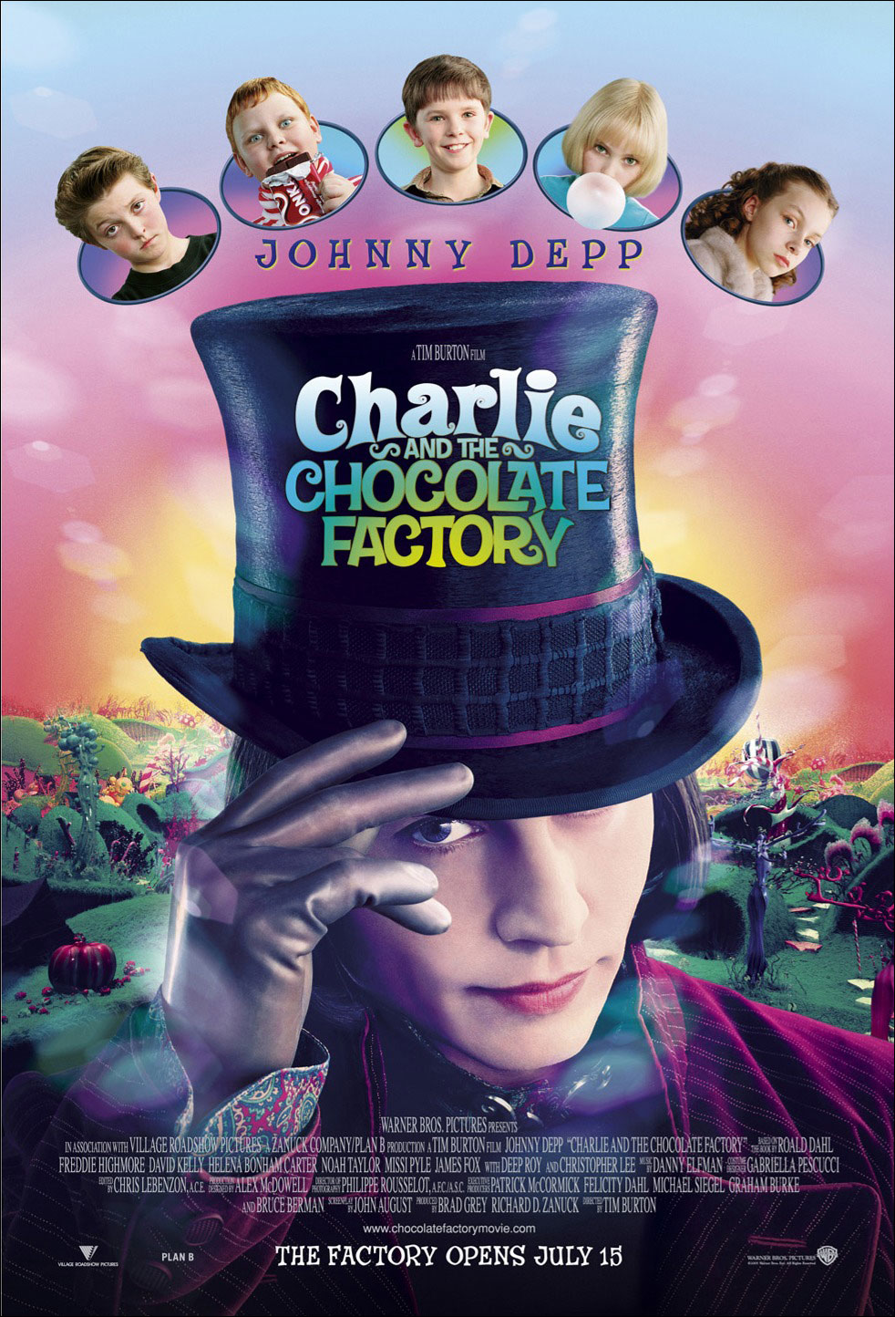remakes reboots the sequel to the prequel of the new movie made charlie and the chocolate factory remake
