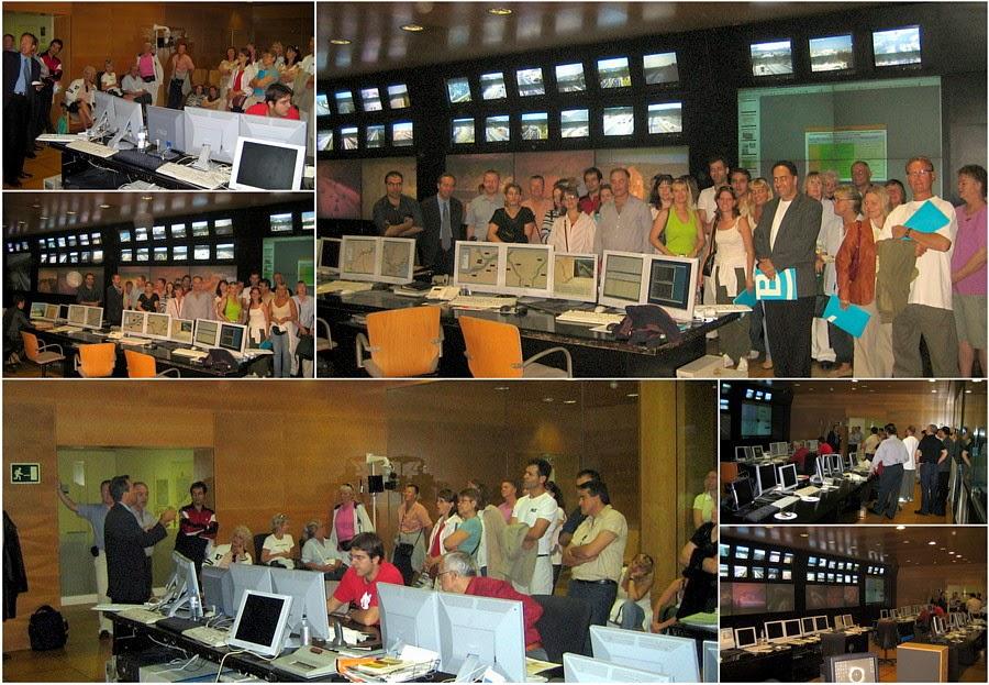 Stockholms Stad Trafikkontoret konferensresa i Barcelona Oktober 6 – 10 2005