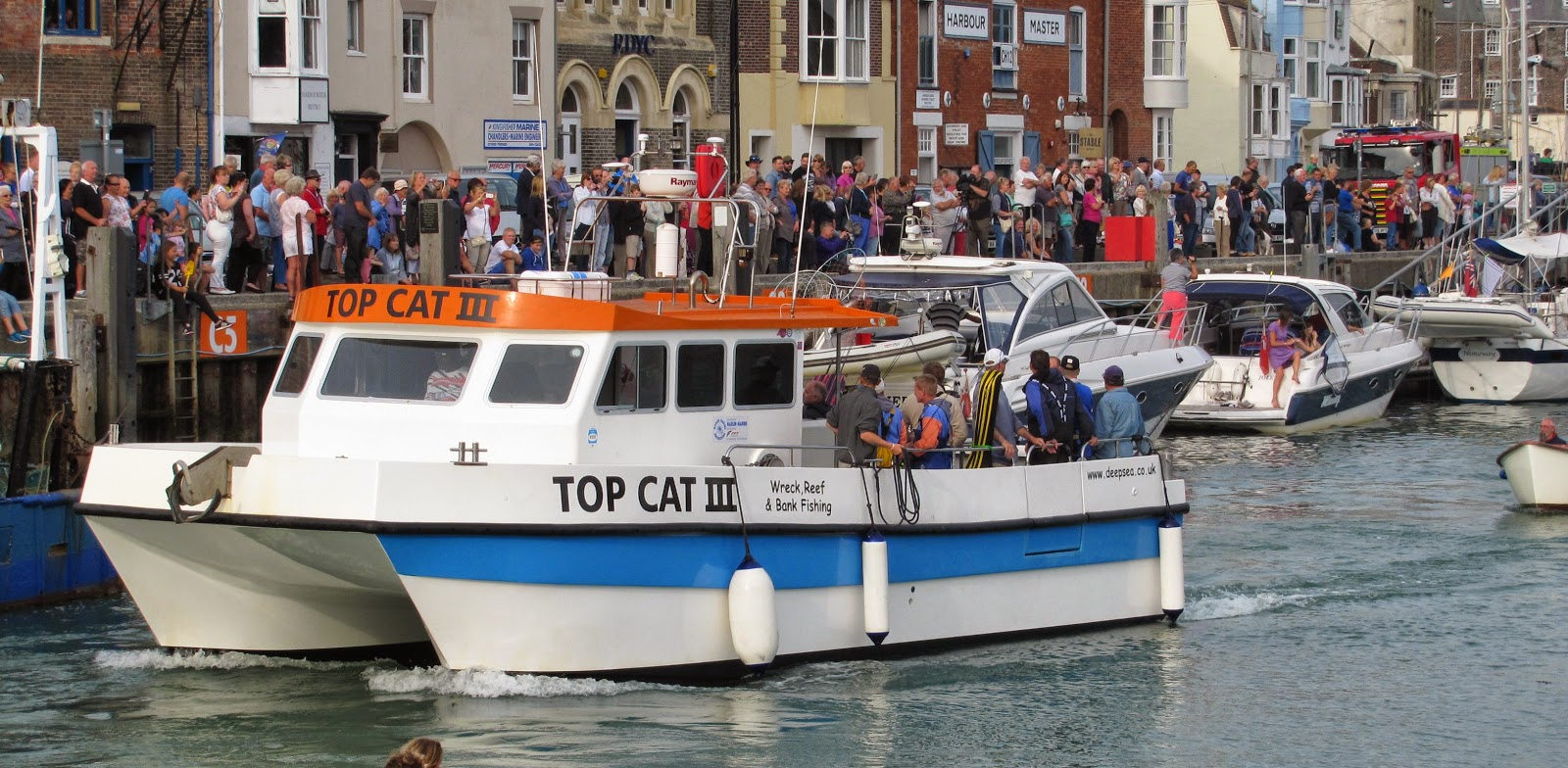 Weymouth International Boat Angling Challenge 20th - 24th Oct 2014