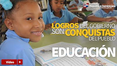 Gobierno reitera mañana inician las clases, dice Revolución Educativa es conquista del pueblo