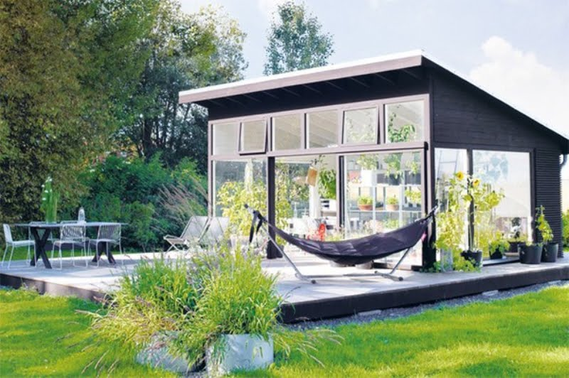Modern Green Homes cawah-homes: natural dream green homes design in sweden
