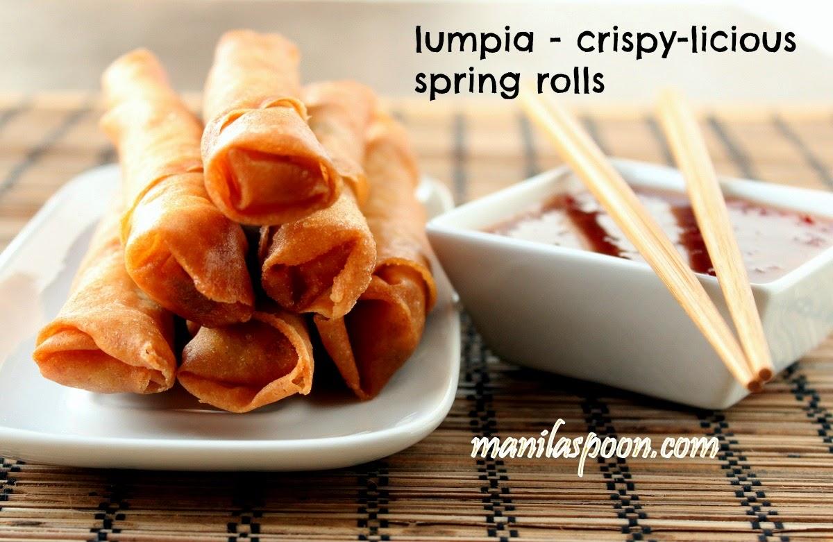 Lumpiang Shanghai (Filipino Spring Rolls) | Manila Spoon