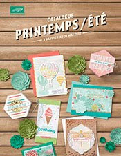 Catalogue printemps été 2017