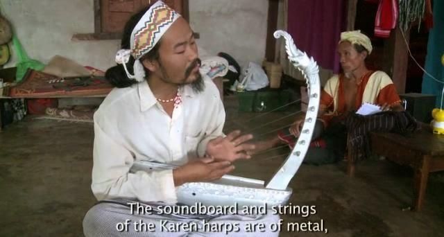 Depuis une année, Patrick Kersalé s'est donné pour mission de ressusciter l'instrumentarium musical des Khmers anciens après avoir étudier les bas-reliefs, l'épigraphie et les objets archéologiques. Son objectif est également d'offrir aux luthiers cambodgiens l'opportunité de renouer avec des savoir-faire disparus.