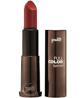 p2 Neuprodukte August 2015 - full color lipstick 060 - www.annitschkasblog.de