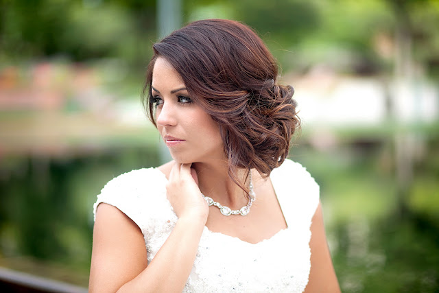 Hair And Make-up By Steph Jessica - Bridals
