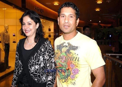 Sachin Tendulkar,Anjali