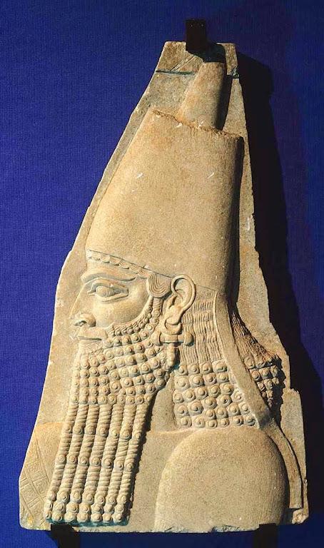 Sargão II, rei da Assíria (721–705 a.C.)., Isaías 20:1