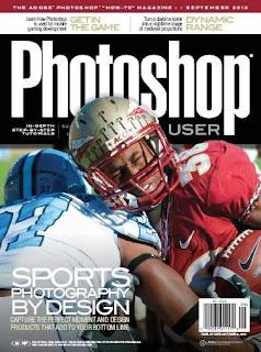 Photoshop User Magazine Issue September 2013