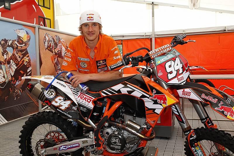 Moto Cross Racing: Ken Roczen rules - MX2 World champion