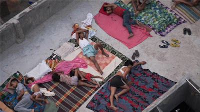 India heat wave tests water supply as deaths near 2,000