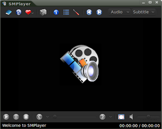 SMPlayer portable 0.8.1 (open Source)