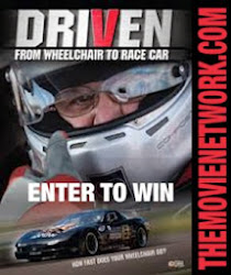 'Driven: From Wheelchair to Race Car' Giveaway via The Movie Network! En