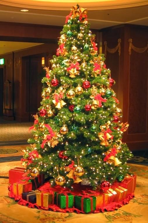 decorar uma arvore de natal : decorar uma arvore de natal:Especial de Natal – Como Decorar uma Árvore de Natal – Parte I