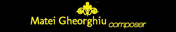 Matei Gheorghiu