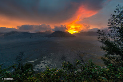 Gunung Bromo sunset