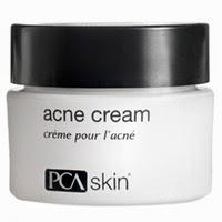 PCA Acne Cream has Benzoyl Peroxide for treatment