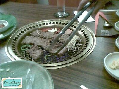 Galbi, beef, korean