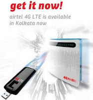 India's First LTE Based 4G Service Officially Launches by Airtel in Kolkata: Tariff Plans & Devices
