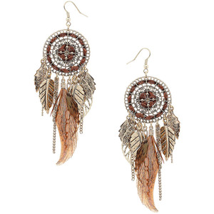 Feather Earrings photo