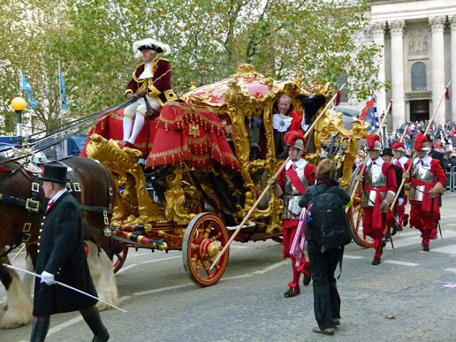 State Coach, Lord Mayor of London, Lord Mayor's Show