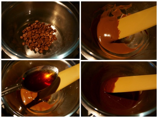 Fanny Cradock Chocolate Omelette