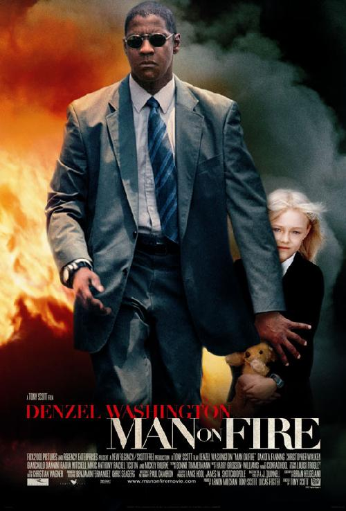 a review of man on fire Review t his is a surprisingly good-of-kind film, for viewers who can tolerate the extreme violence it centers on a flawed but conscientious hero, and ends with a.