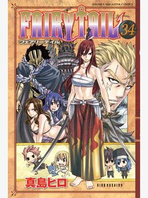 Ver Fairy Tail Manga 303 Español Online