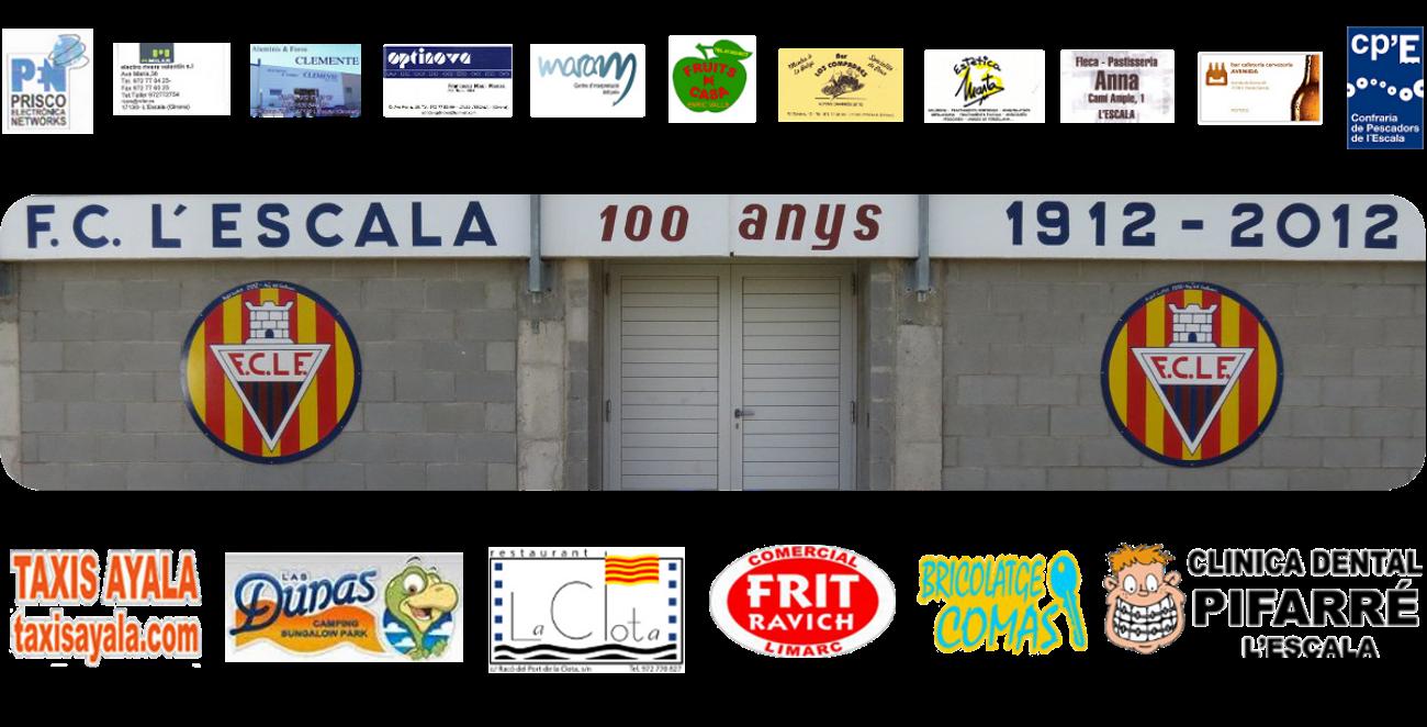 """FC L'Escala: Aleví """"C"""""""