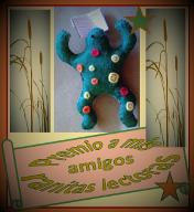 Premio RANITA LECTORA ¡6 ranitas!
