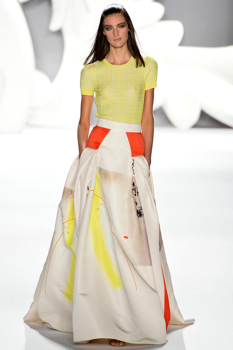 ANDREA JANKE Finest Accessories: NYFW | Carolina Herrera Spring ...