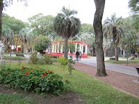 Plaza Sarandi turismo uruguay durazno