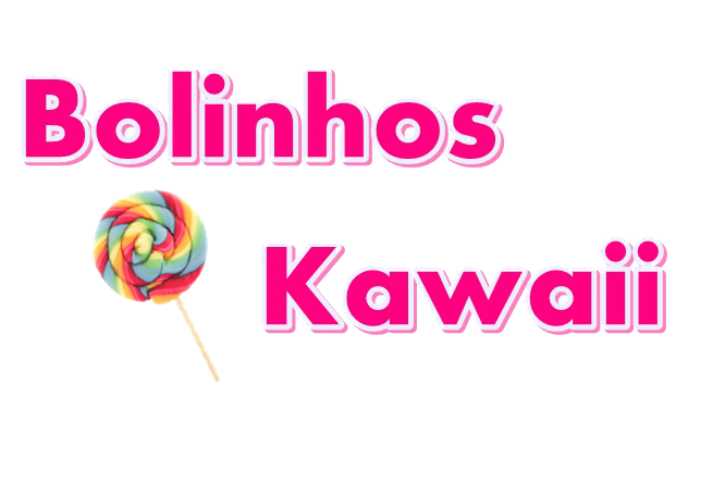 Bolinhos Kawaii