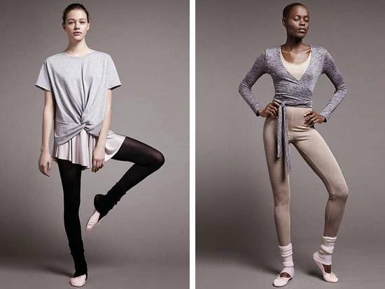 Oysho Gymwear Studio colección de ropa deportiva