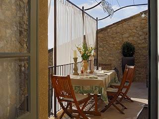 terraza cenador casa provenza