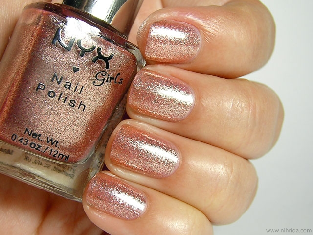 NYX Girls Nail Polish in Roots