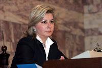 Παραιτήθηκε η Σοφία Βούλτεψη από το υπουργείο Υγείας – Στη θέση της η Ζέτα Μακρή