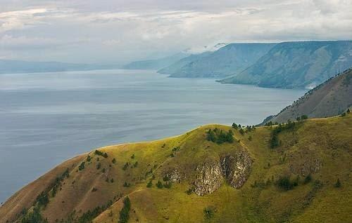 Lake Toba, Sumatra Utara
