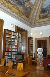 Bibliote del Centro Alti Studi Difesa