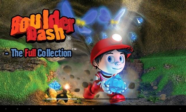 BoulderDash - TheFullCollection Apk Download