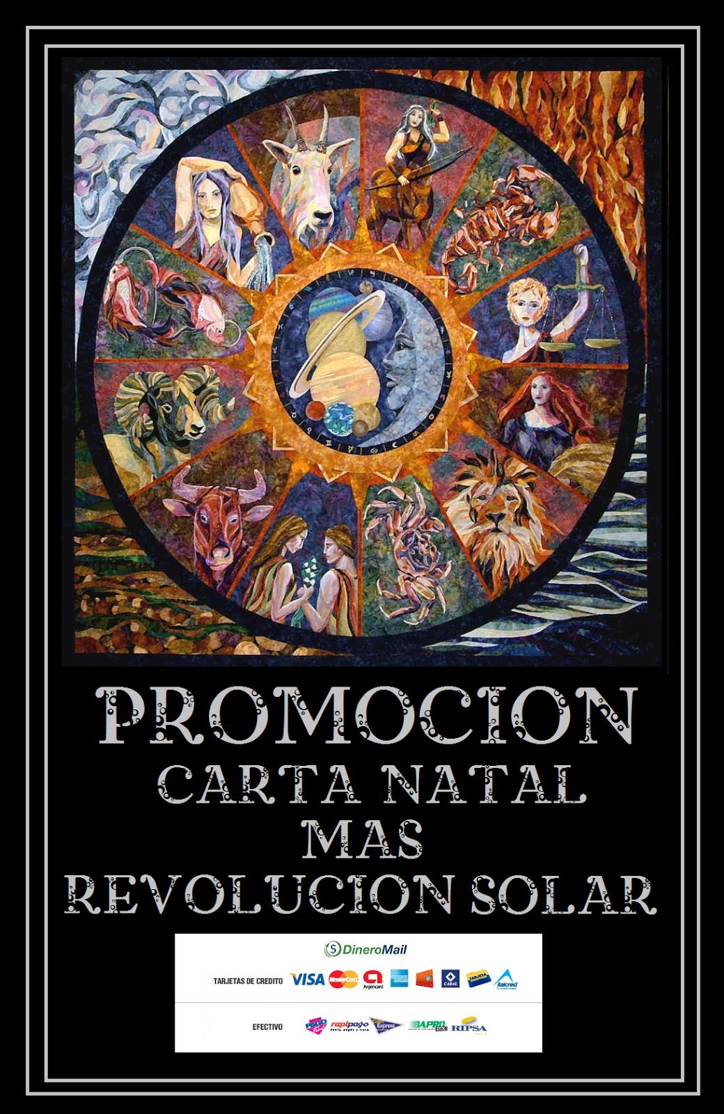 Servicio Carta Natal.