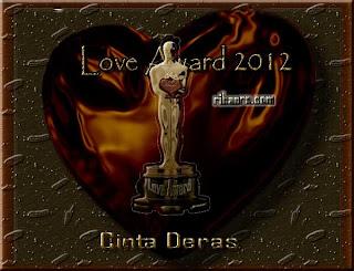 Award Cinta Deras