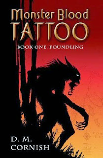 Foundling (Monster Blood Tattoo: Book 1) by D.M. Cornish