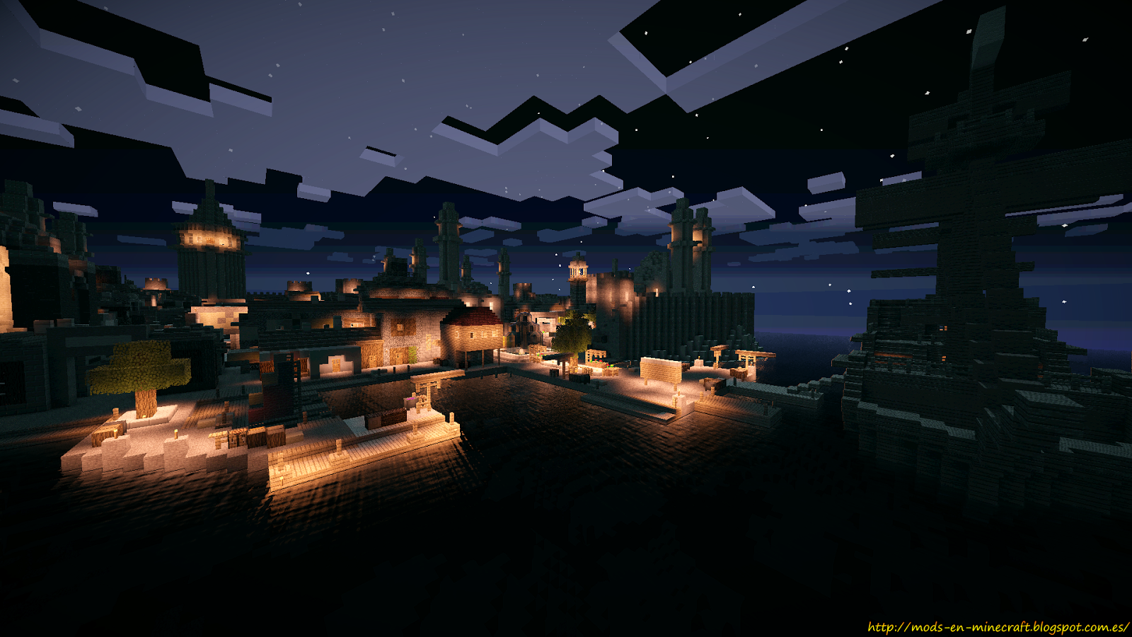 Mapa Assassin�s Creed Revelations - Minecraft 1.5.2