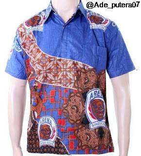 Batik arema malang