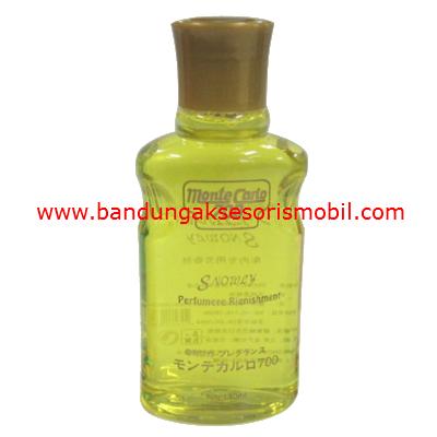 Refill Parfume Botol Plastik 3 Colour Kuning