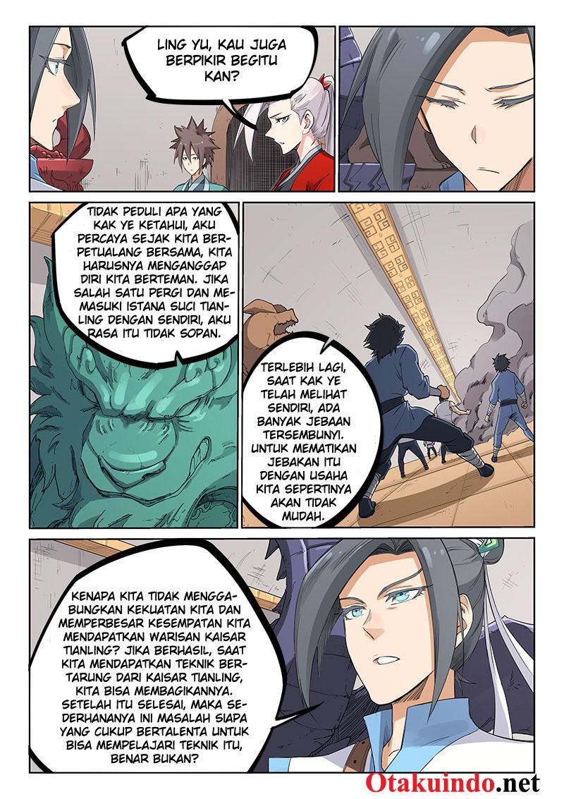 Star Martial God Technique Chapter 203-4